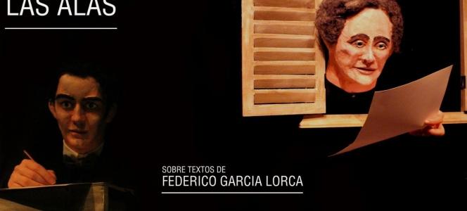 Dejadme las Alas. Títeres y música sobre textos de Federico García Lorca