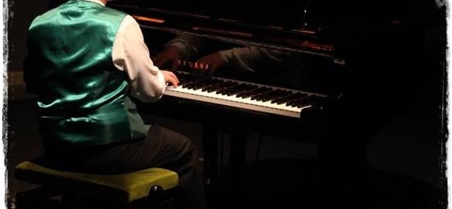 Estreno del concierto exclusivo de Ragtime dedicado a Scott Joplin en su centenario en el Teatro de Collado Villalba (Madrid) 17 de marzo