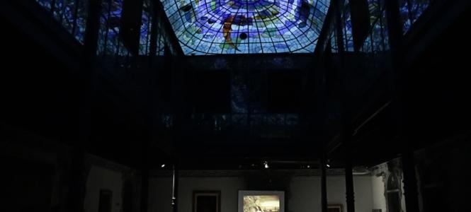 Jorge Gil Zulueta llena la Casa Lis con su música cinematográfica